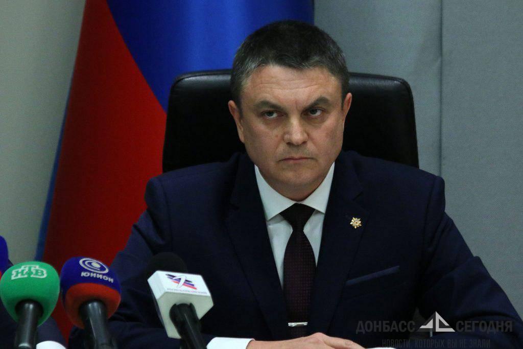 Россия поставит в ЛНР лекарства и оборудование для лечения COVID-19