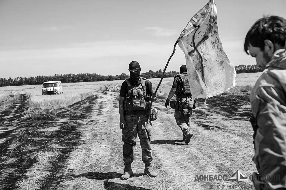 Lage an der Donbass-Front spitzt sich immer mehr zu!