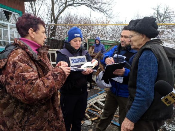 В ЛНР показали последствия обстрела Кировска