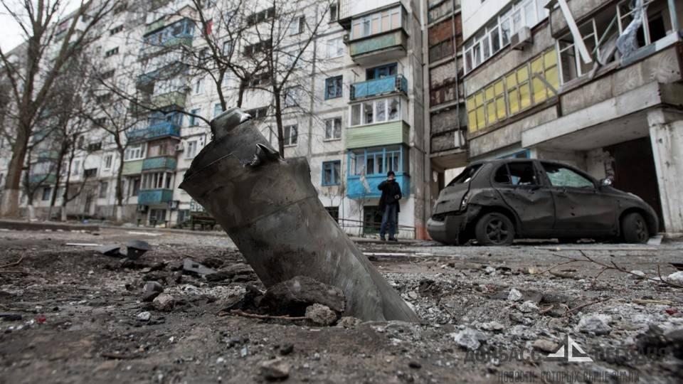 Во время бомбёжек Донецка я рисую, чтобы не бояться
