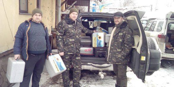 Запорожские атомщики под Донецком передали ВСУ полтора десятка беспилотников
