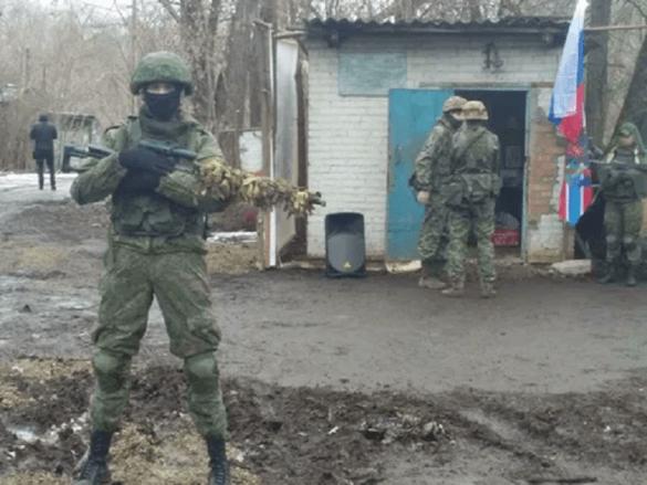 Донецкие военные приняли участие в российских военных сборах