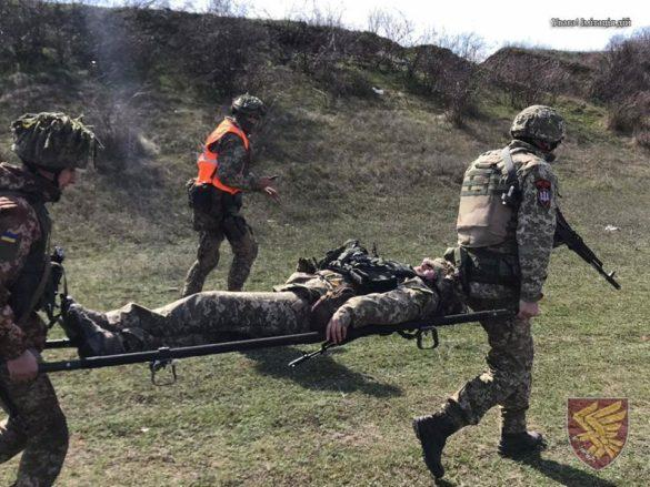Представители НАТО решили обучать десантников ВСУ напрямую