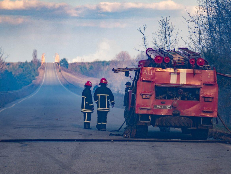 Чернобыльские пожары опаснее коронавируса