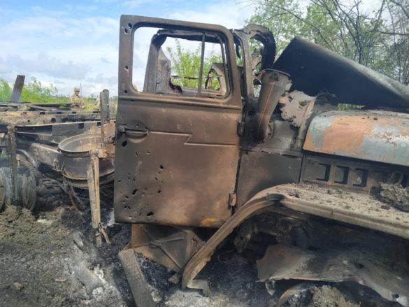 В Луганской области взорвался грузовик с бойцами ВСУ, есть жертвы