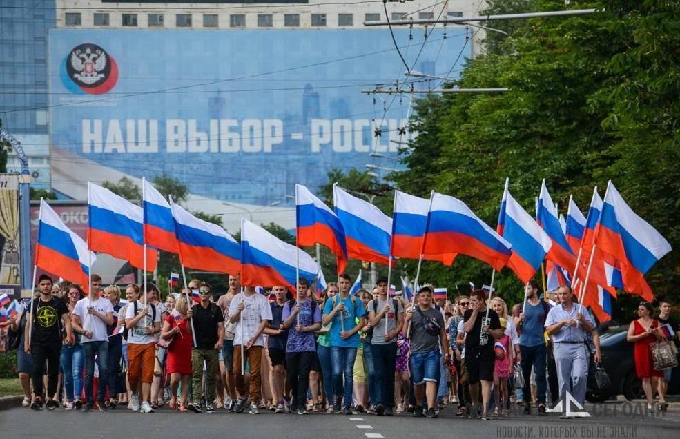 Оборонный комитет Госдумы требует присоединить ЛДНР к России