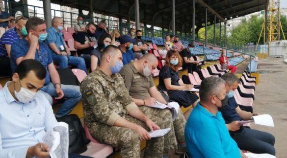 Землю в Мариуполе среди ветеранов АТО разыграли в рулетку