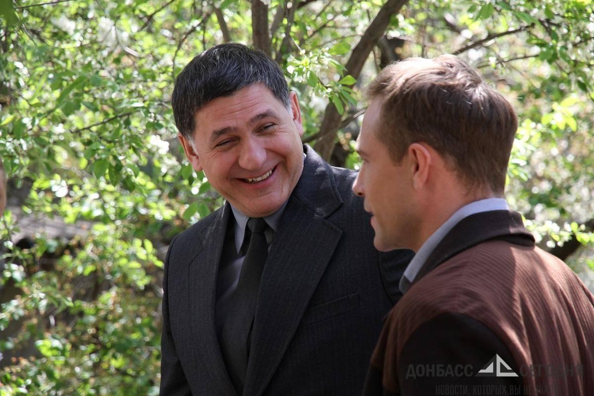 Друг Захарченко устроил в триллере охоту на кошмарного украинского коллаборациониста