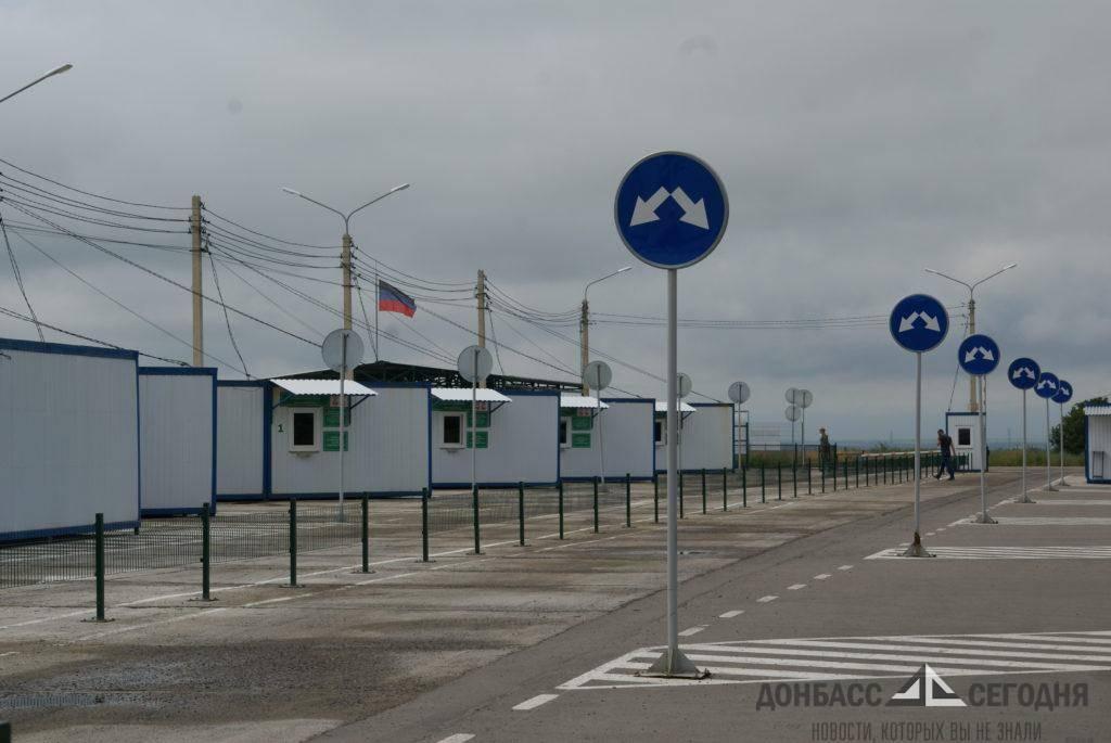 Проезжающие через «Еленовку» граждане рассказали о ВНО и сделанной в Донецке операции