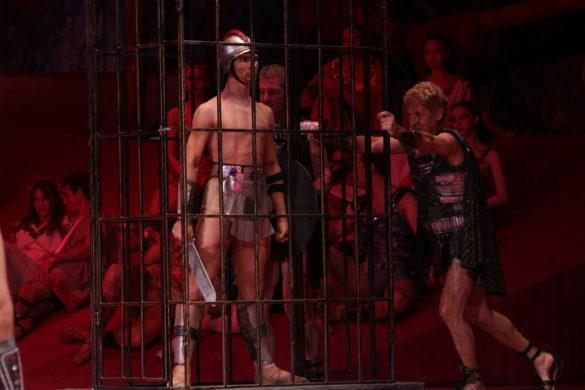 Донбасс Опера откроет театральный сезон возрождённым из пепла «Спартаком»