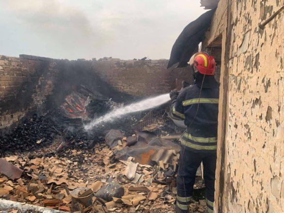 В Луганской области люди массово сгорают заживо, объявляют ЧС