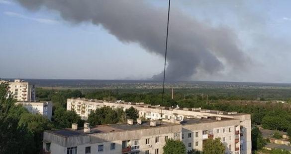 «Моральные уроды подогнали авиацию и переложили ответственность за пожары в области на ЛНР»