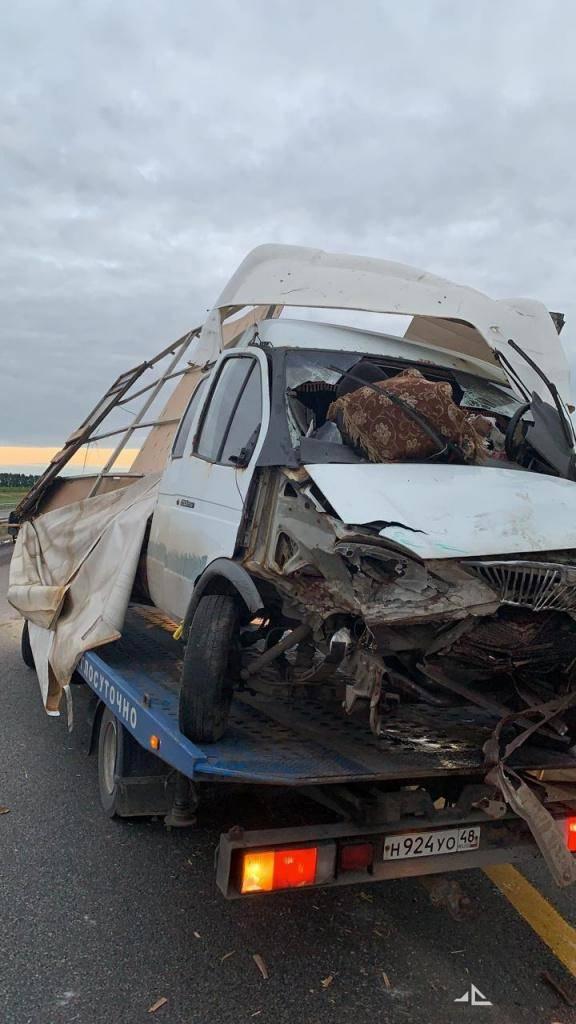 В кошмарном ДТП сгорел автобус «Донецк — Санкт-Петербург»