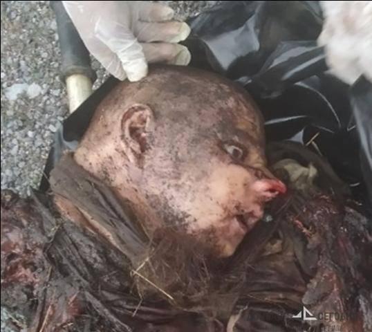Переданный Киеву мёртвый диверсант оказался кошмарным американским неонацистом