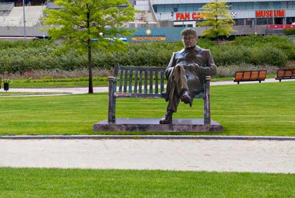 Переход тренера в «Динамо» помешал «Шахтеру» поставить памятник Луческу на «Донбасс Арене»