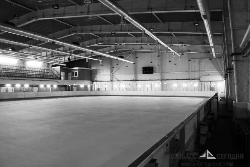 Ко дню города в Краматорске откроют новую ледовую арену