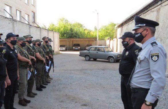 В Дружковку для подавления коронавируса перебросили патрули Нацгвардии