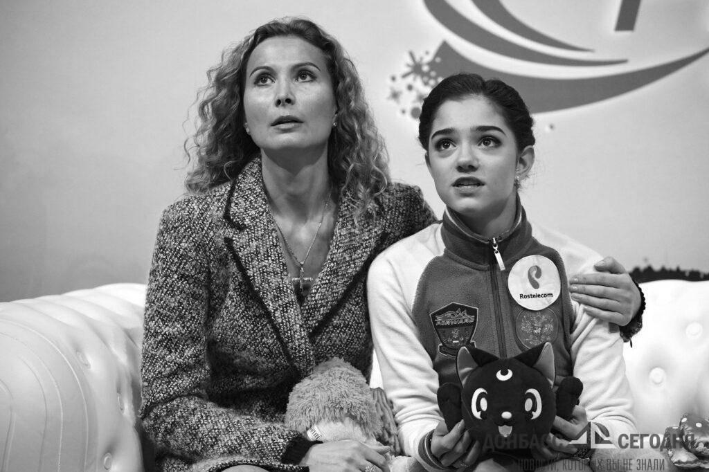Двукратная серебряная призёрка Олимпийских игр заявила о возвращении к Тутберидзе