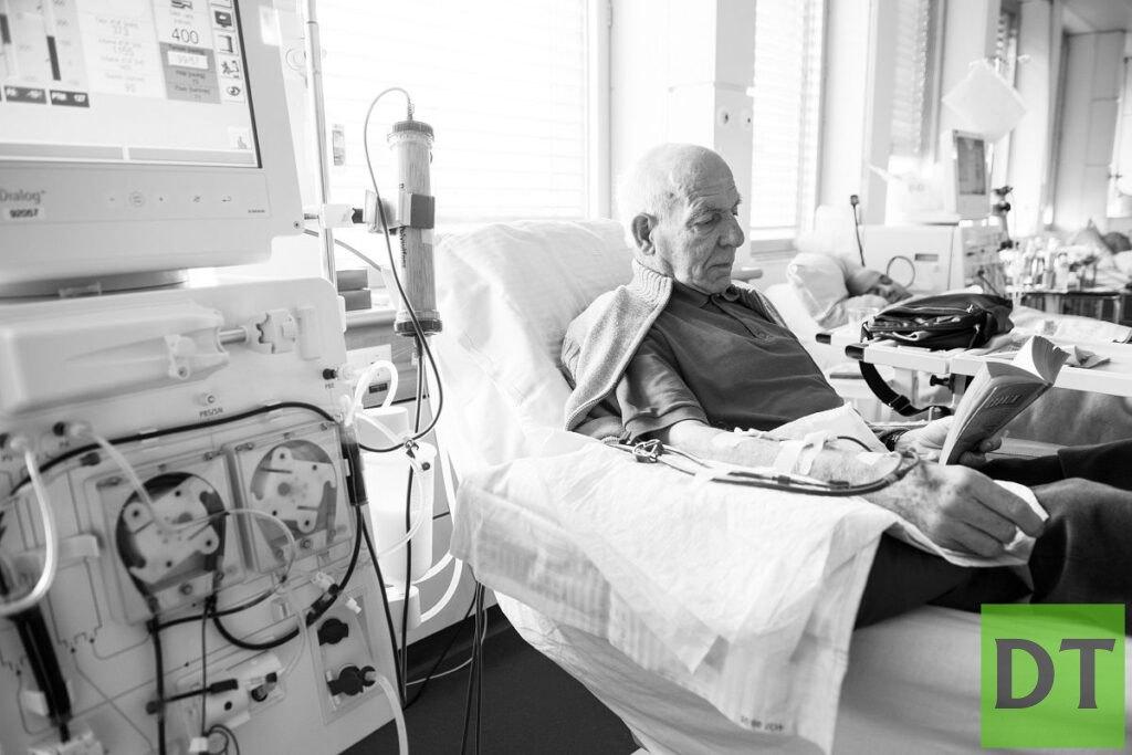 В ДНР 445 пациента с пневмониями