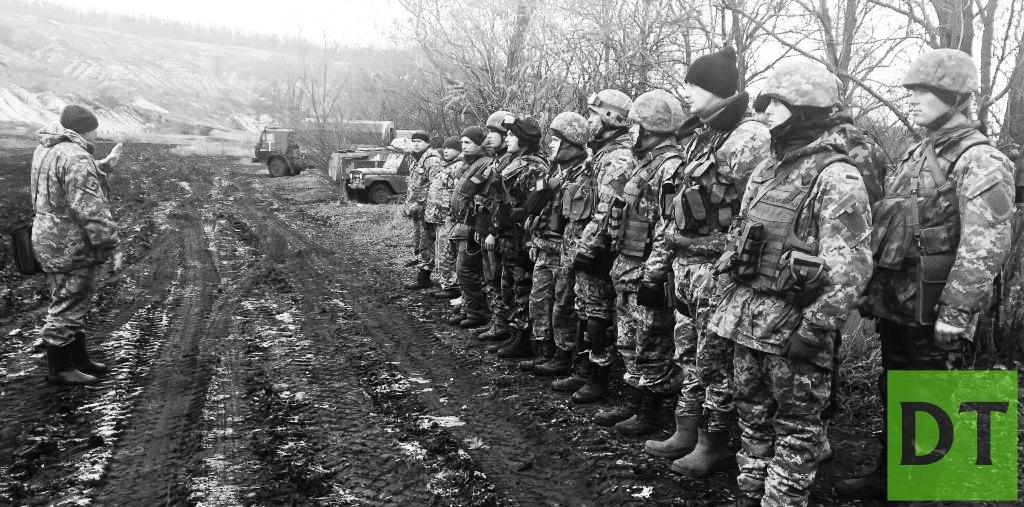 Украина готовится к захвату Докучаевска в Донбассе