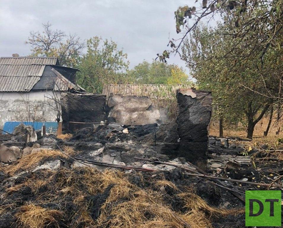 Стали известны подробности уничтожения беспилотником дома в Горловке