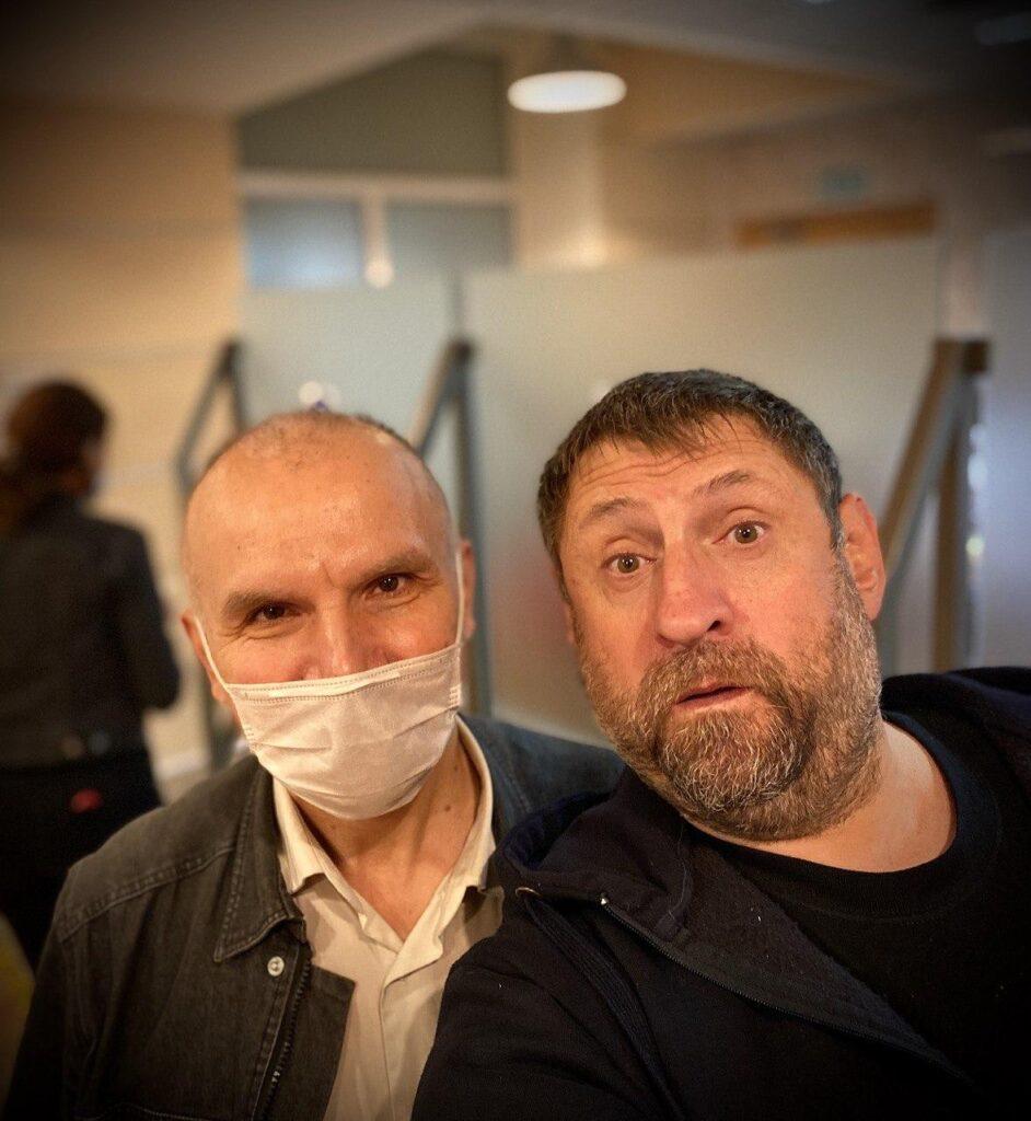 Выживший под бомбёжками в Донбассе российский оператор станет философом