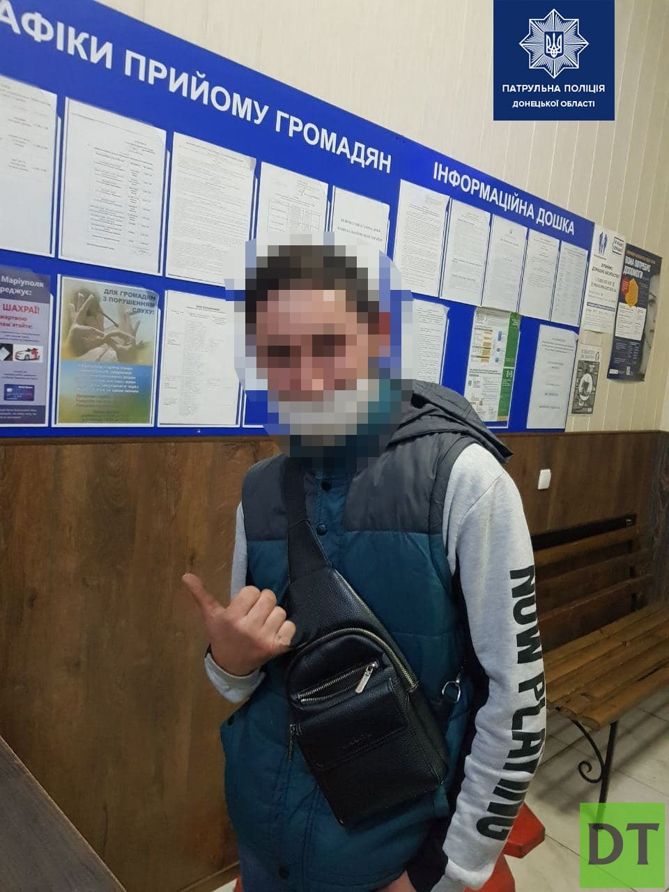 В Мариуполе задержали дезертира ВСУ, который приставал к прохожим