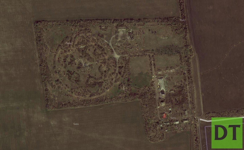 Часть ПВО у Берёзового
