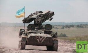 Стрела-10 ЗРК ВСУ