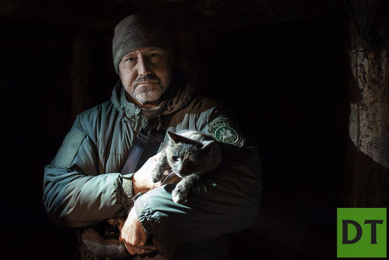 ходаковский и кот