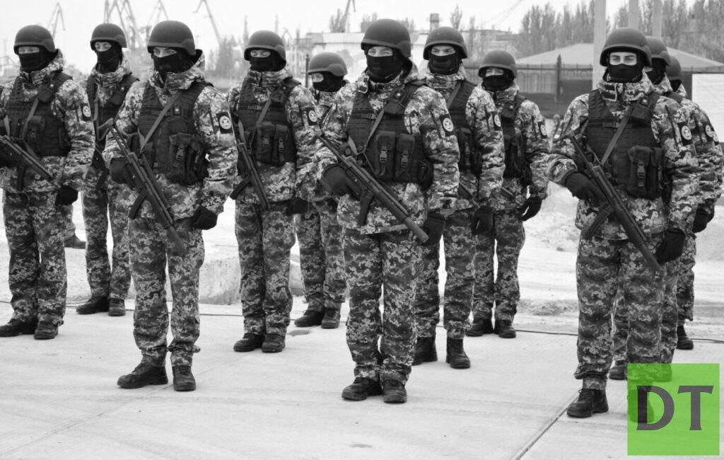 США построят в Мариуполе военный комплекс