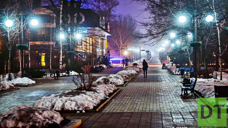 На Новый год и Рождество заведения ДНР будут работать всю ночь