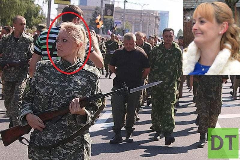 В Киеве задержали ветерана АТО за то, что в 2014 году она проводила парад пленных в Донецке