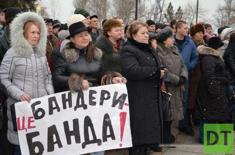 В Днепропетровске жена участника АТО в школе пропагандирует нацизм