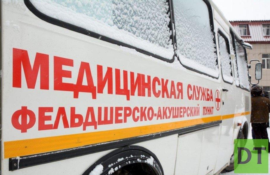 В Харцызск прибыл новый медицинский транспорт из России
