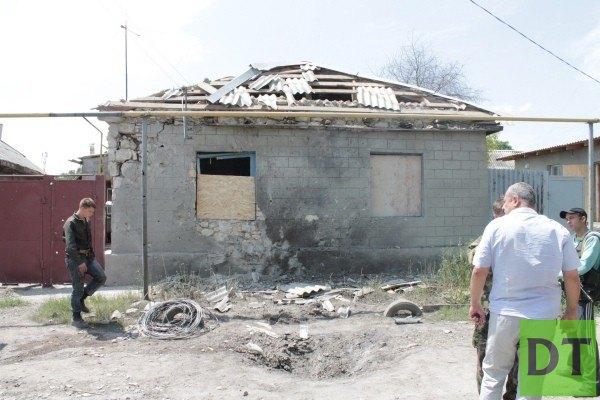 """""""Обстрелы закалили нас, дети не капризничают, они рано повзрослели"""" - луганчанка"""