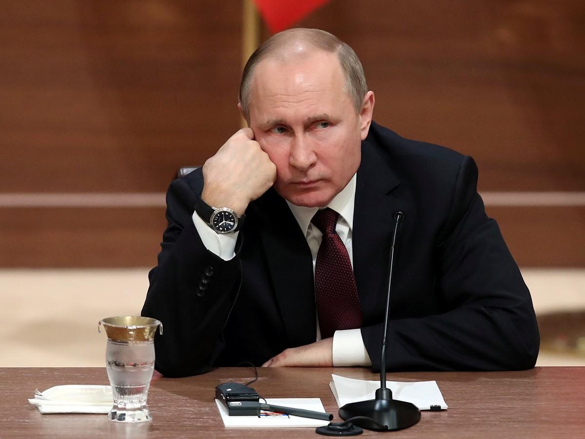 Журналист Караулов рассказал о пяти попытках покушения на Путина | Донбасс  Сегодня
