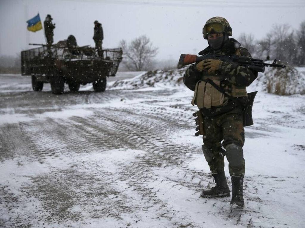 ВСУ расстреливали ЛДНР из миномётов