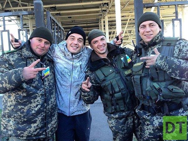 Гуфу могут запретить въезд на Украину за концерт в Донецке