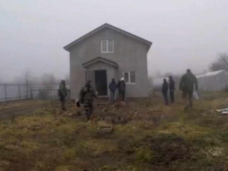 ФСБ пресекла теракт в Калининграде: опубликовано видео задержания террориста | Донбасс Сегодня