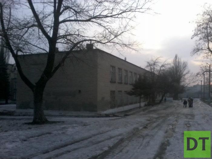 В Макеевке заминировали школу