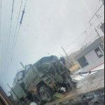 На границу с Донбассом перебрасывают эшелоны российской бронетехники