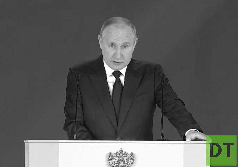 Путин объявил о применении оружия массового поражения на Украине