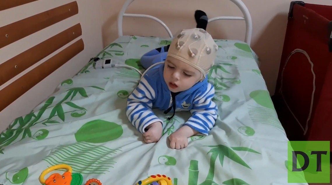 Больница Макеевки получила новое оборудование для диагностики детских болезней