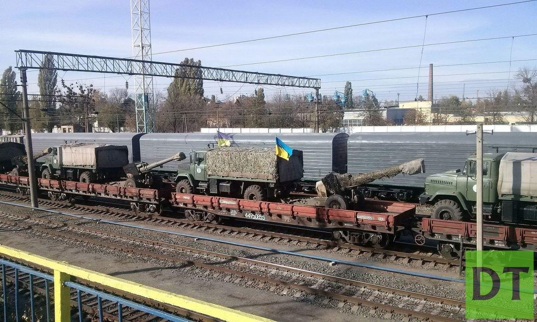 Глава ДНР прокомментировал передвижение военной техники у границ