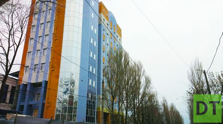 Донецкий институт хирургии достроит заброшенный с начала войны корпус