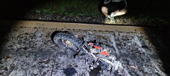 Солдата ВСУ переехал поезд «Львов-Черновцы» (фото 21+)