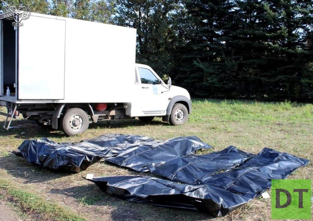 Ещё семь останков жертв ВСУ эксгумировали в Снежном