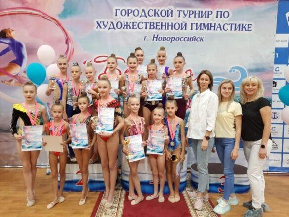 Гимнастки из ЛНР покорили Новороссийск